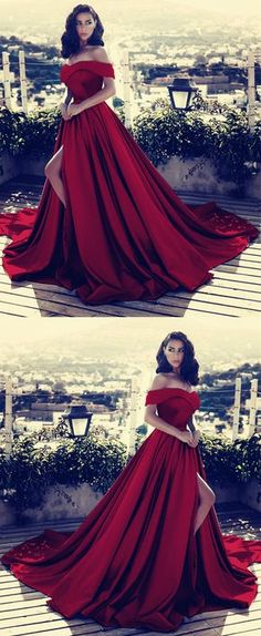 wine red prom dress,ball gown evening dress,long prom dresses 2018,formal evening gowns,burgundy prom dress,burgundy evening dress,