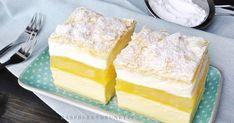 Czech Recipes, Vanilla Cake, Tiramisu, Cheesecake, Dessert Recipes, Food And Drink, Baking, Gardening, Cottage