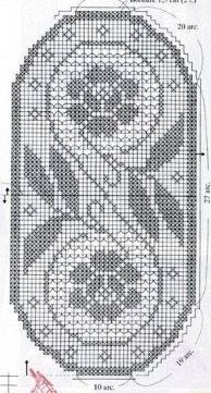 Kira scheme crochet: Scheme crochet no. 2014