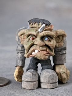 Caricature Carvers of America: 2011 National Caricature Carving Competition Winners