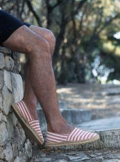 Πανεύκολο Παγωτό !!!   NEANIKON Espadrilles, Archive, Menswear, Espadrilles Outfit, Men Wear, Men's Clothing, Men's Fashion, Men's Apparel