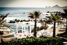 Cabo Wedding Planning:  Luxury Beach Wedding. Read More : http://www.amyabbottevents.com/blog/cabo-wedding-planning-third-generation/