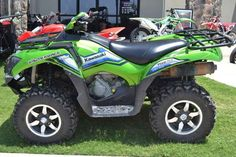 Used 2014 Kawasaki Brute Force 750 4x4i ATVs For Sale in Texas. 2014 Kawasaki Brute Force 750 4x4i, 2014 Kawasaki Brute Force® 750 4X4i Powered by a 749cc, 90-degree V-twin, the Brute Force® 750 4x4i serves up the perfect recipe of amazing torque and impressive strength to devour just about any obstacle the trail will throw at it. Kawasaki® s flagship ATV showcases the trickest technology in everything from its dual-range four-wheel drive to self-repairing radiator circuit breaker. These…