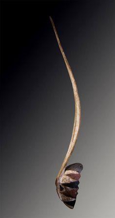 Galerie Bruno Frey Dogon Wirigo mask
