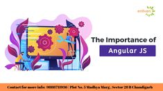 Get the best AngularJS training in Chandigarh, where you learn the subject in depth. The AngularJs Training institute in Chandigarh will equip you with the necessary skills to develop the most spectacular Single Page Applications. Prioritize, Chandigarh, Web Application, Web Development, Digital Marketing, Training, Work Outs, Excercise, Onderwijs