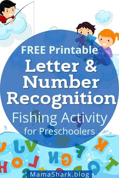Your pre K or Kindergarten kid will love learning their letters and numbers and you'll love teaching