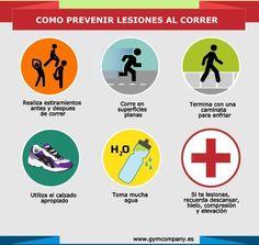 Como evitar y prevenir lesiones al correr