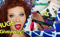 Tambrei's 2.5K Makeup #Giveaway! Win Make Up from Too Faced, Kat Von D, Benefit, +More! https://wn.nr/w2BBY2 Ends 5/12