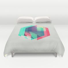 Buy ultra soft microfiber Duvet Covers featuring hyx^gyn by Spires. Hand sewn and meticulously crafted, these lightweight Duvet Cover vividly feature your favorite designs with a soft white reverse side.