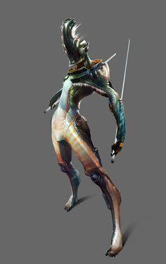 Concept Art: Cyber-238 - 2D Digital, Concept art, Sci-fiCoolvibe – Digital Art