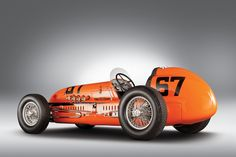 Snowberger Offy Indianapolis 500 Roadster