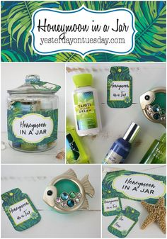 Honeymoon in a Jar | Yesterday On Tuesday