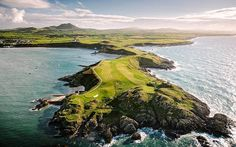 Photo of Llyn Peninsula, Gwynedd, Wales, United Kingdom | The Llŷn Peninsula (Welsh: Penrhyn Llŷn or Pen Llŷn, extends 30 miles (50 km) into the Irish Sea from north west Wales, south west of the Isle of Anglesey. It is part of the modern county and historic region of Gwynedd. Much of the eastern part of the peninsula, around Criccieth, may be regarded as part of Eifionydd rather than Llŷn, although the boundary is somewhat vague. Wikipedia