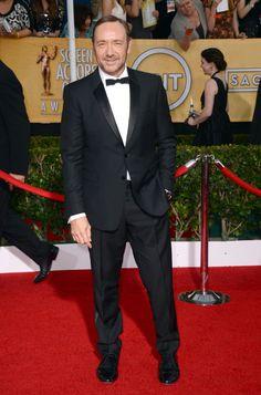 Kevin Spacey - 2014 SAG Awards