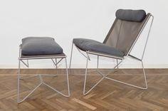 Monterey_armchair + footrest