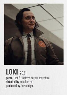 Marvel Movie Posters, Marvel Films, Avengers Movies, Marvel Cinematic, Film Posters, Thor X Loki, Loki Marvel, Loki Movie, Loki Aesthetic