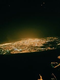 Flying over Casablanca