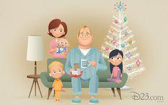 Pixar Post -  Disney's 23 Days of Christmas