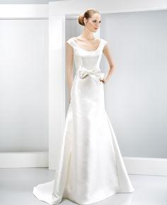 Vestido novia Jesús Peiró Ref.6009