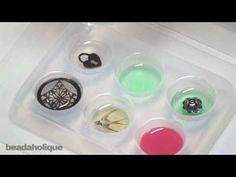 Resin Jewelry Tutorial with John W. Golden Part 2 o 3
