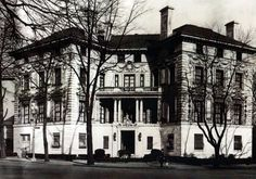 Patterson house I 15 Dupont Circle I Architect: Stanford White