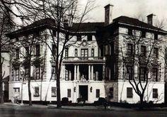 Patterson house I 15 Dupont Circle I Architect: Stanford White