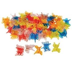I totally had these!!! Butterfly hair clips. | 33 Accessories Every '00s Teen Owned And Loved