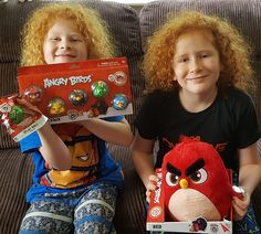 This Summer toy manufacturer Jazwares have released a brand new range of Angry Birds toys to tie in with recent Angry Birds 2 movie release,. Green Angry Bird, Angry Birds New, Angry Birds 2 Movie, Plus Games, Movie Releases, Bird Toys, Toys Shop, New Toys, Cool Toys