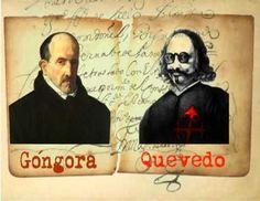 Érase un conflicto más que aceptado. La eterna y supuesta disputa entre Luis de Góngora y Francisco de Quevedo.