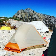 #bigagnes #motherofcomfort #copperspur #japanspecial #剱岳 #日本のテン場に適しています#快適 #楽しい