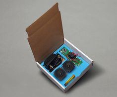 Make Your Own Bluetooth Speaker With This DIY Kit | Co.Design | business + design