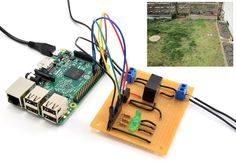 Picture of Raspberry Pi Controlled Irrigation System