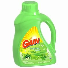 I'm learning all about Gain Ultra Laundry Detergent 2x Concentrated at @Influenster! @gain