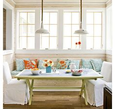 Bright and breezy, coastal style transports you straight to the beach no matter where you call home