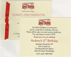 $18.00/12 Invitations or Announcements.  Professionally printed on 100% recycled card stock