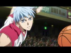 Kuroko's Basket Last Game : le trailer Kuroko No Basket, 黒子のバスケ Last Game, Kiseki No Sedai, Kuroko Tetsuya, Kawaii, Kuroko's Basketball, Animation, Theme Song, Anime Characters