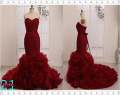 Potential wedding dress
