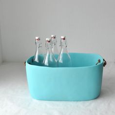 Large Champagne Bucket - TINA FREY DESIGNS