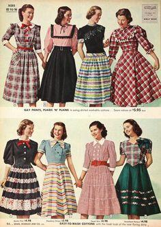 Sears 1948 Catalog Page 11
