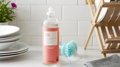 From biodegradable formulas to eco-friendly packaging, these household cleaners are on a mission to keep your home—and the planet—clean and chemical-free.