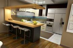 tolle Kücheninsel barhocker gelb idee