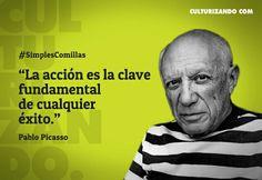 #arteparaempresa #activate #emprendimiento #motivacion #Picasso