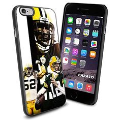 NFL Green Bay Packers Star Players, Cool iPhone 6 Smartphone Case Cover Collector iphone TPU Rubber Case Black Phoneaholic http://www.amazon.com/dp/B00U7TG5HQ/ref=cm_sw_r_pi_dp_lckmvb0WJDGXY