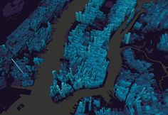 Dive into large datasets with 3D shapes in Mapbox GL | Mapbox
