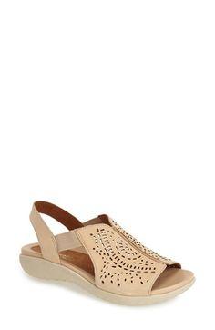 Women's Naturalizer 'Prepare' Perforated Sandal