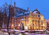#Kiev, Ukraine Opernhaus