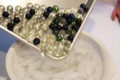 19 Ideas Diy Jewelry Tutorials Necklace Cracked Marbles For 2019 Diy Necklace Projects, Diy Jewelry Tutorials, Jewelry Crafts, Jewelry Ideas, Unique Jewelry, Marble Necklace, Marble Jewelry, Beaded Jewelry, Bead Necklaces
