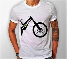 short sleeve mtb downhill tshirt