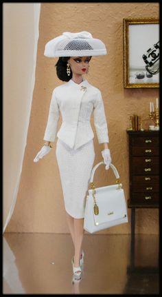 OOAK Fashions for Silkstone / Fashion Royalty / Vintage barbie / Poppy Parker in | eBay