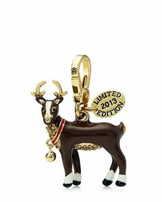 Limited Edition Reindeer Charm